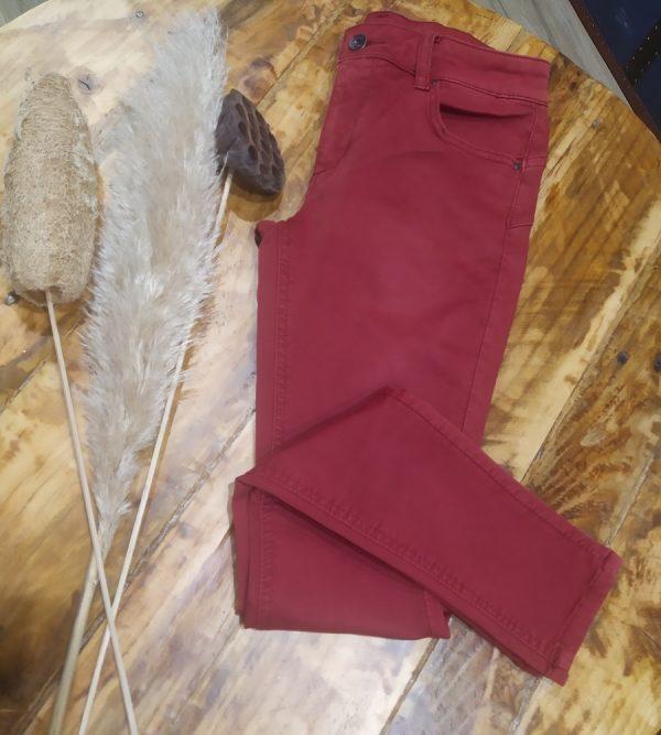 Pantalon Pitillo Basico