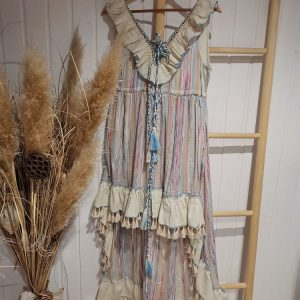 Vestido Mil Rayas