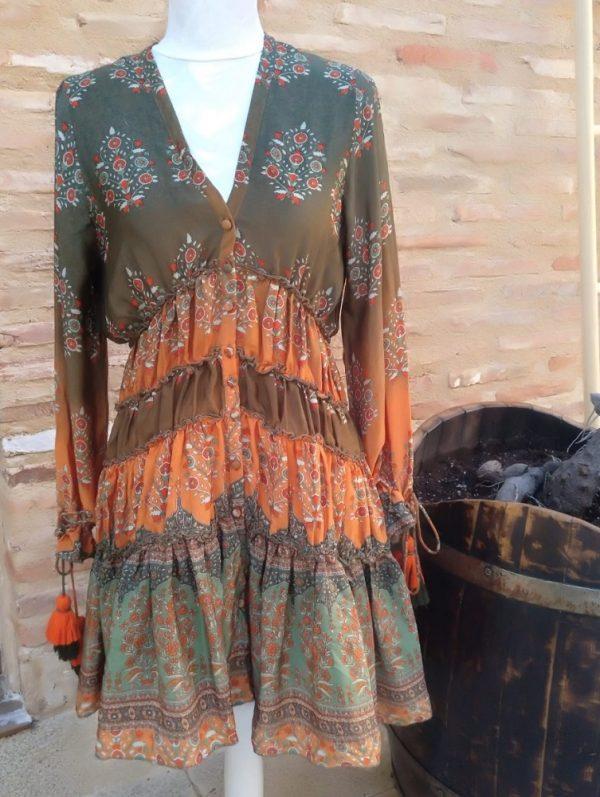 Vestido Terraco