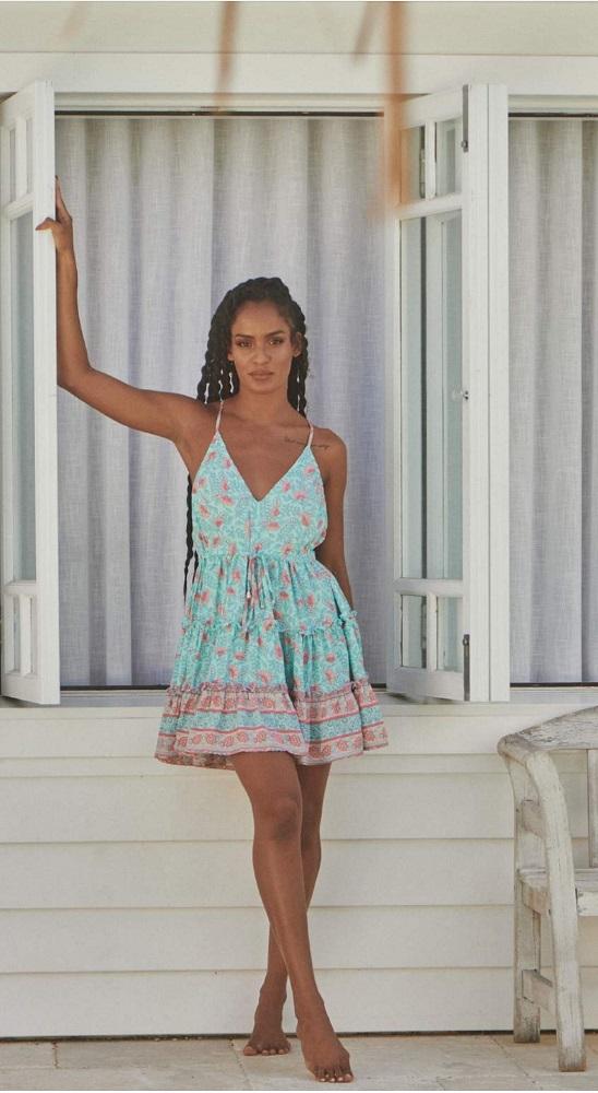 Vestido Pegaso Mini Dress