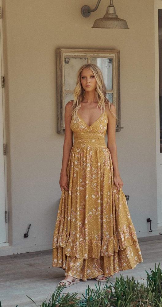 Vestido Rio Print Augusta