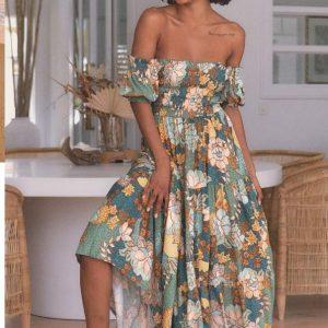 Vestido Enchanted Forest Claudette