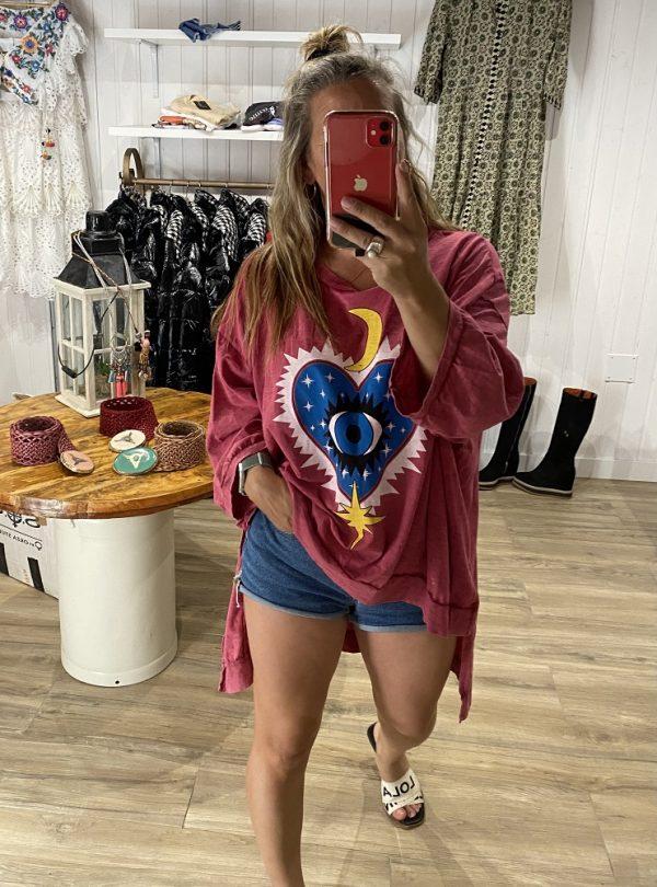 Camiseta Luna Estrella