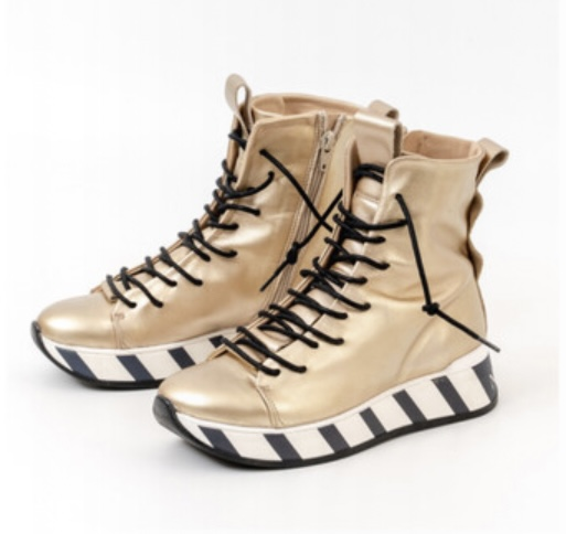 Sneakers Madison Platino